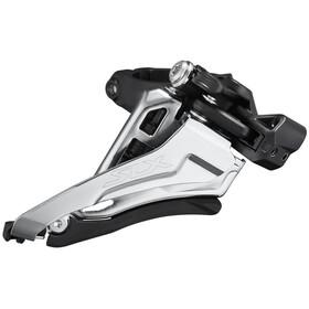 Shimano SLX FD-M7100 Front Derailleur 2x12 Side Swing Mid Clamp black